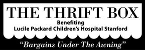 Thrift Box - San Jose Auxiliary for Children